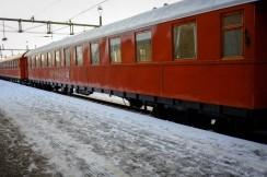 Hög klass på tågsättet
