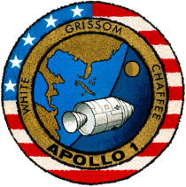 595px-Apollo_1_patch