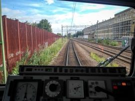 Utfarten vid 630 i Arlöv