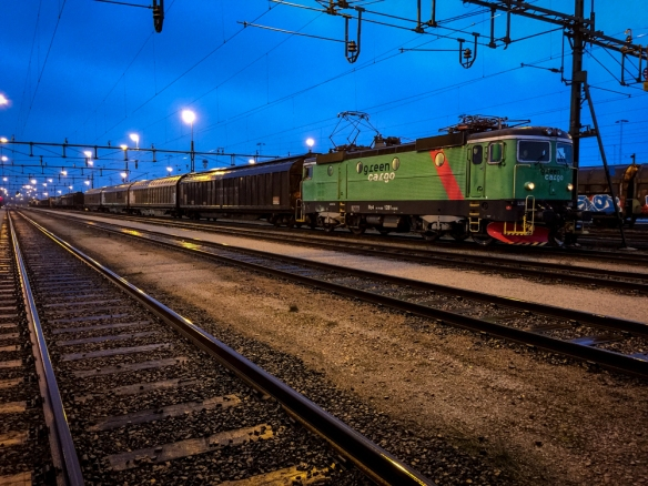 6229 ankommit Trelleborg 08:15