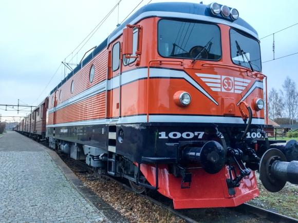Mina drömmars tåg!